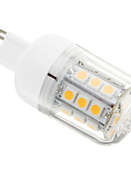 G9 30 SMD 5050 400 LM Warm White LED Corn Lights AC 220-240 V