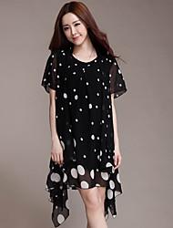 Women's Dresses , Chiffon Ddayup