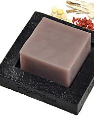 Природных ручной Традиционная китайская медицина Мыло Отбеливание Увлажняющий Анти-акне 100г
