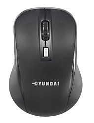 Hyundai N11 USB Wireless Comfortable Ergonomics Design Optical Mouse
