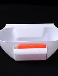 Plastic Keuken Trash Box Radom Kleur, L29cm x W17cm x H11.5cm
