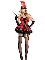 Jolie Red Ball robe de costume de Halloween (3 Pieces)