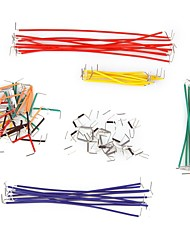 140 Pieces Jumper Wires with Different Colors