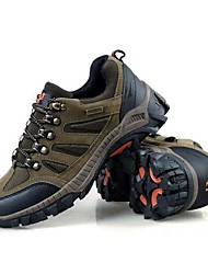 Men's And Women's Outdoor Wearproof Antiskid Breathable Hiking Shoes