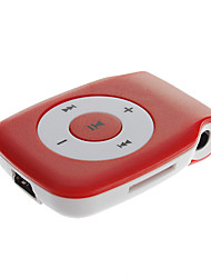 Lettore di schede TF Player Portable Digital MP3 con la clip