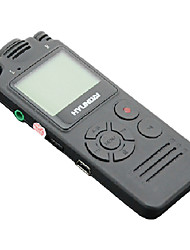 HYM-98 8 GB Digital Voice Tracer Noise Reduction Recorder with High Fidelity Audio Clip