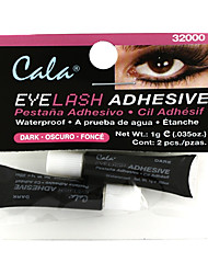 Cala Eyelash Adhesive escuro 1g x2
