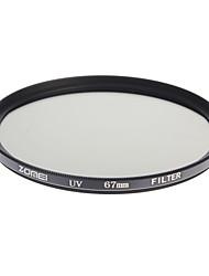 Camera Filter UV ZOMEI Professional (67 millimetri)