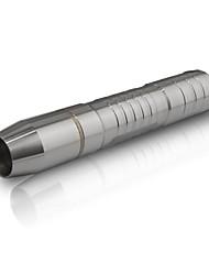 Hunteeseyes   Portable Cree  LED Flashlight (240LM, 1x18650) Amber  Detection Flashlight Grey