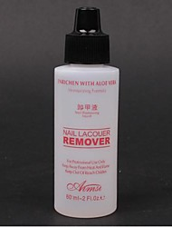 60ml Professional UV Nail Polish Remover Líquido