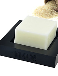 Tailândia Arroz Essential Oil Soap Whitening Hidratante 100g Anti-Acne