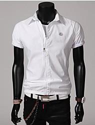 Casual Fashion Short Sleeve Shirt Männer