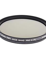 Zomei Professionelle Optical CPL-SLIM Filter Zirkular Polfilter Super-HD-Klasse-Filter (55mm)