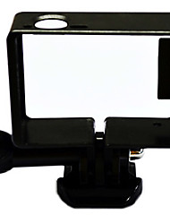 Black Frame Side protetora para Gopro Hero3