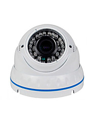 "1/3 ""SONY Effio-P CCD 700TVL 36 2.8-12mm Esterno / Interno Sicurezza Dome Camera IR"
