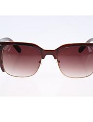 Mass Mark metal Meio Frame Moda Óculos de Sol C