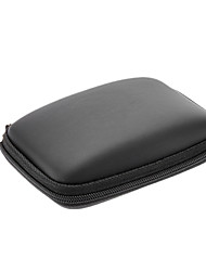 "BLACK DURABLE PROTECTIVE Handy CASE FOR GPS 4.3""  PU"