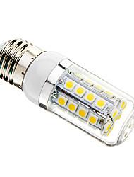 5W Ampoules Maïs LED T 36 SMD 5050 480 lm Blanc Chaud AC 110-130 V