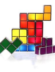 Free Combination Tetris LED Lamp