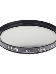 Camera Filter UV ZOMEI Professional (55 millimetri)