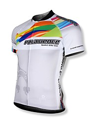 Spakct 100% Polyester Men's Cycling Jerseys/ Cycling Clothes Summer Wear