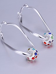Meles Color Focus Elegant Earrings