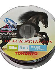 Black Stallion 150M Fishing Lines 1 Pack