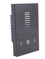 TM06 U LED Touch Panel Dimmer voor Single Color LED Strip (DC12-24V Input Max 8A * 1 Channel Output)