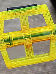 CoolChange PC Matériel Ultraléger Anti-Slip Yellow Ball Bearing pédale