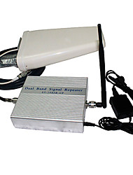 Home use CDMA 850 1900mhz mobile signal booster