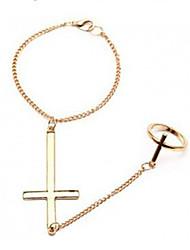 Livin Kreuz Gold Handchain