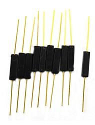 BONATECH Anti-Vibration Anti-Schaden Dry Reed Pipe (10 PCS / 11,5 mm)