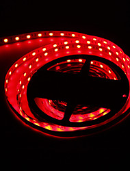 72W 300xSMD5050 620-630K LED cadena de luz roja (12V)