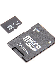4GB TF Card With SD Card Adapter