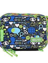 SBR Multi-Purpose Waterproof Phone Key Wallet Pouch Crossing/Waist Bag With Strap