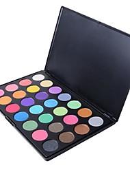 28 Eyeshadow Palette Wet Eyeshadow palette Powder Normal Party Makeup