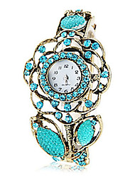 Cut Out Diamonade Montre-bracelet de Tina femmes