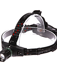 NEW-6551 Cree Q5 3-Mode White Zoom LED Headlamp(1x18650,160LM)