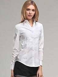 Collier Turn-Down professionnel shirt Veri Gude femmes