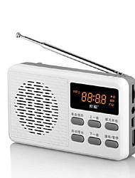 Soaiy s-96 mini portátil de altavoces Soporte TF / FM