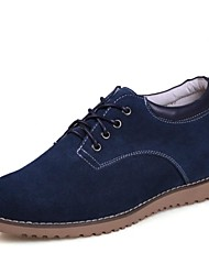 jgl couro marca sapatos salto baixo conforto moda sneaker elevador (mais cores)