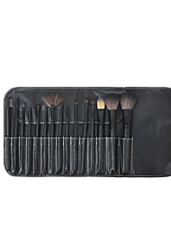 Color de Bliss 15 Pcs Set cepillo cosméticos marsni031 incl. Bolsa