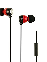 Fashion Awei Q38i 3,5 mm Klinkenstecker In-Ear-Aluminium-Legierung Super Bass Kopfhörer-(Four Color)