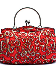 Beading And Embroidery Wedding/Special Occasion Top Handle Bags/Evening Handbags(More Colors)
