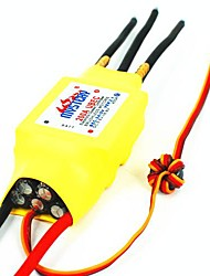 Mystery 2-7S Lipo 200A ESC 5V/5A UBEC Brushless Speed Controller ESC For RC Boat UBEC200A/S With Water Cooler