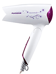 High Quality Foldalbe Hot and Cold Air Flyco Hair Dryer