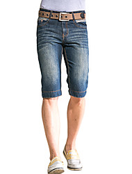Men's Shorts , Cotton Casual JELETE