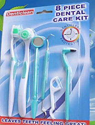 14 * 9 * 1 centimetro Oral Care Suit