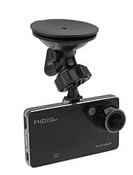 T19 2,7-дюймовый ЖК-экран 3 Мп COMS 170 градусов Full HD 1080P Автомобильный видеорегистратор - черный