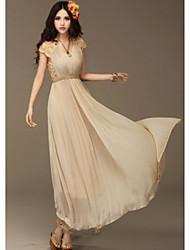 Women's Dresses , Chiffon/Cotton CHAOLIU